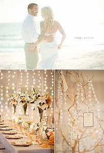 Beach wedding decor romantic decoration for Beach wedding reception ideas