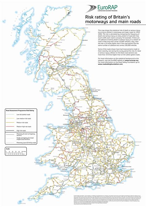 maps   united kingdom detailed map  great britain