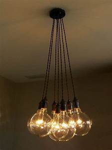 Best ideas about edison bulb chandelier on