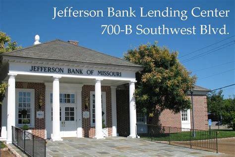 jefferson bank  missouri  jefferson city mo service