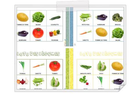 jeu de cuisine ecole de gratuit loto et mémory des légumes référentiel des légumes http