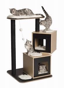 Arbre A Chat Moderne : arbre chat tendance 3 couleurs ciel et terre ~ Melissatoandfro.com Idées de Décoration