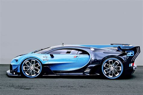 Does Volkswagen Make Bugatti by Bugatti Chiron It Appears That Supercars Are Getting