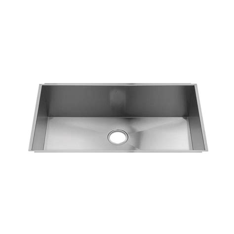 edge guard for undermount sinks julien urbanedge collection undermount sink with single