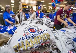 South Bend-area fans rush to grab Cubs gear following ...