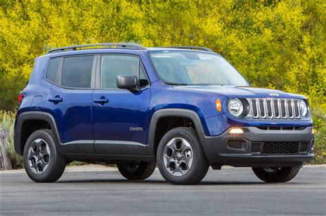 jeep renegade 2017 jeep renegade sport 4x4 review long term arrival