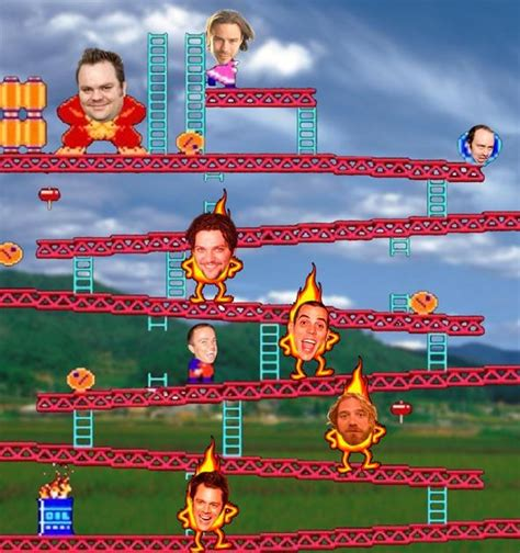 Donkey Kong For Real Jackass 3d Contest Wonderhowto