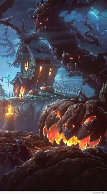 Halloween Iphone Backgrounds Wallpapers Happy