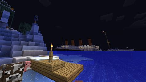 minecraft titanic sinking survival minecraft titanic sinking sinks ideas
