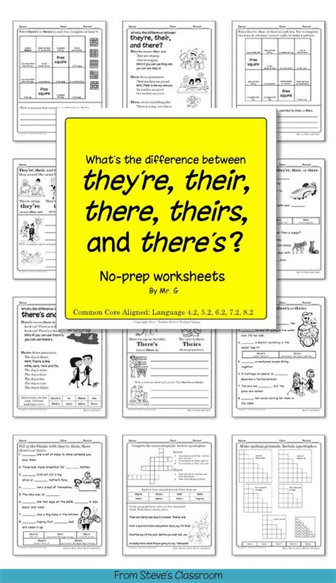 1000+ Images About Homophoneshomonyms On Pinterest  Anchor Charts, Activities And Esl