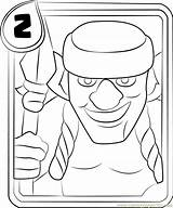 Goblins Spear Coloringpages101 Populaires Theseacroft sketch template