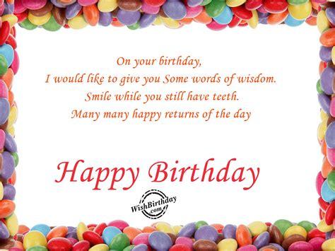 many many happy returns of the day wishbirthday