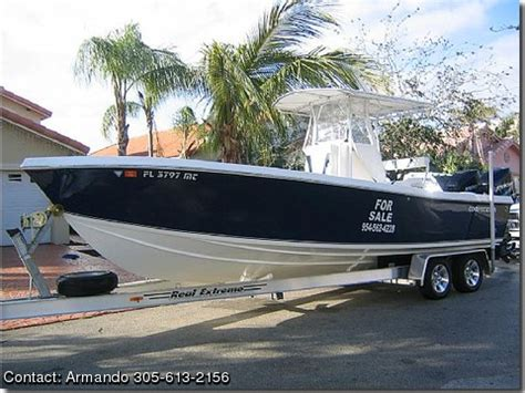 Competition Boats For Sale by 2005 Competition 25 Cc By Owner Boat Sales