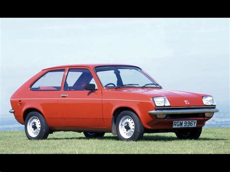 Vauxhall Chevette (1975-84) Review