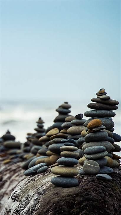 Ocean Stones Mobile Phone Wallpapers Spliffmobile Mb