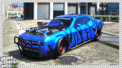 The Most Customizable Car In Gta 5