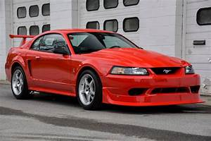 681-Mile 2000 Ford Mustang Cobra R for sale on BaT Auctions - sold for $63,000 on June 4, 2019 ...