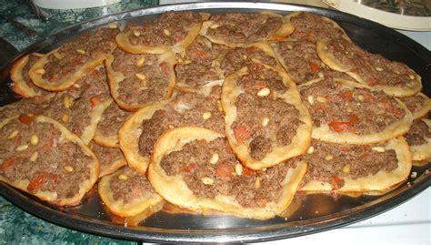 recette cuisine turc sfiha