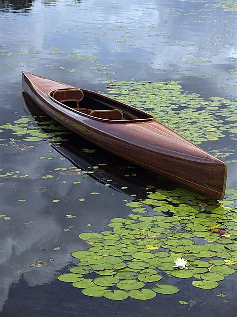 microbootlegger double paddle canoe plans guillemot kayaks small wooden boat designs