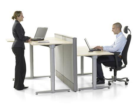 hauteur bureau bureau ergonomique reglable en hauteur 28 images