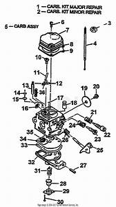 Homelite 2130 Parts Diagram For Carburetor