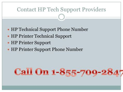 hp support number 1 855 709 2847 hp printer tech support