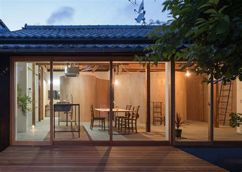 Tato Architects turned this congested Japanese home into