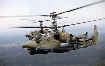 Helicopter Military Russian Attack Gunship Ka Soviet