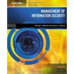 Solution Manual Instructor U2019s Manual For Management Of Information Security  4th By Michael E