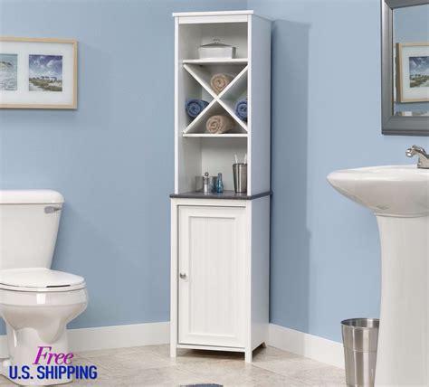 towel cabinets for bathrooms linen tower wooden bathroom cabinet shelves bath storage 21000