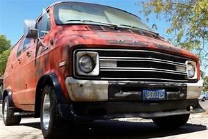 Shorty Dodge B200 Tradesman Custom Van For Sale  Photos