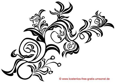 Flowers Tattoo Motive