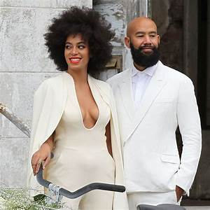 solange knowles wedding dress popsugar fashion With solange knowles wedding dress
