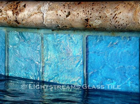 lightstreams glass waterline tile various colors