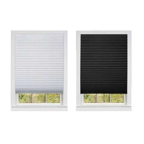 pier one l shades cordless pleated window shades room darkening vinyl blinds