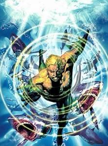 Aquaman's Marine Telepathy | Comics Amino