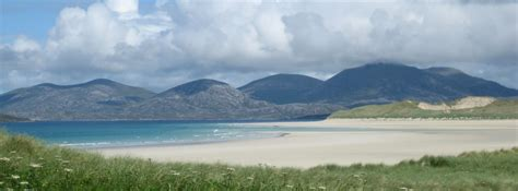 luskentyre cottage isle harris catering accommodation outer