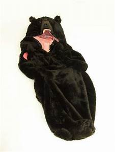 become a grizzly sleeping bag