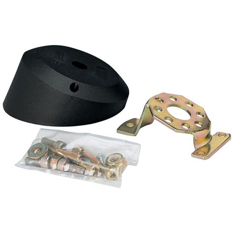 Marine Steering Wheel Bezel by Uflex Usa 20 Degree Bezel Mounting Kit For Steering