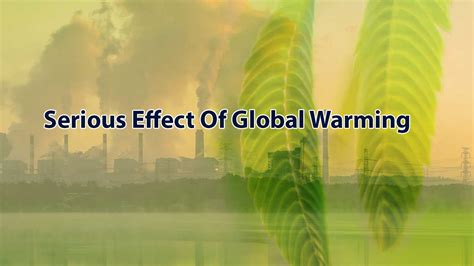 effect  global warming bstru global warming
