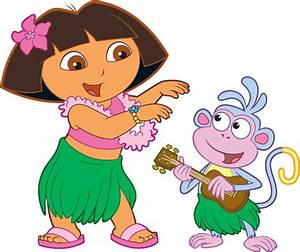 Cartoon Characters: Dora The Explorer (PNG photos)
