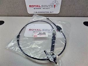 Toyota Tundra Sequoia Automatic Shifter Select Cable