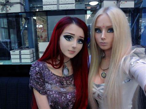 move  real life barbie    trainwreck  town girl