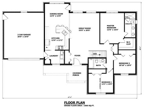 floor plans for houses simple small house floor plans bungalow house plans