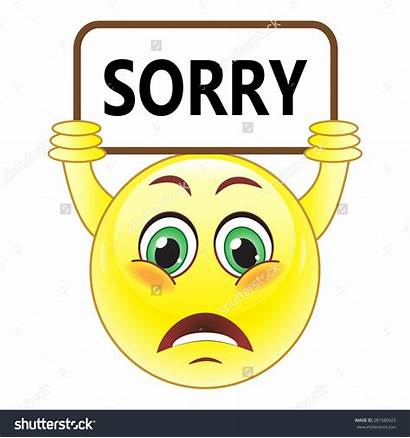 Sorry Im Clipart Printable Template Clipartmag