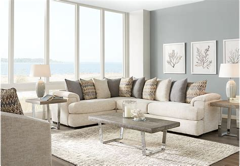 Living Room Sets And Sectionals by 3 Pc Sectional Living Room Clearance Beige