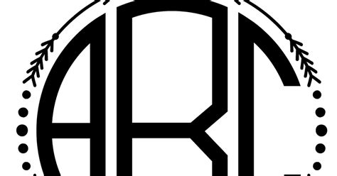 rivkas renditions monogram key strokes