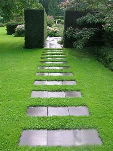 Comment Poser Des Rideaux De Façon Originale : poser les dalles de jardin de fa on originale 15 id es ~ Zukunftsfamilie.com Idées de Décoration