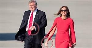 Donald Trump et Melania : Le président refuse que leur ...
