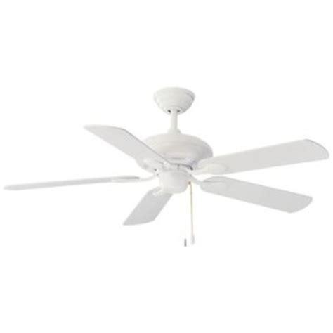 quick install ceiling fan hton bay quick connect ceiling fan white 654 451 zz ebay